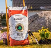 Barkmull 50 liter